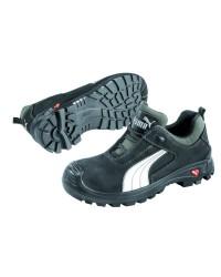 Puma werkschoenen Cascades Low S3 zwart