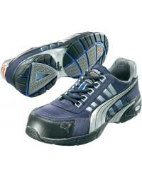 Puma werkschoenen Fast Low S1P blauw